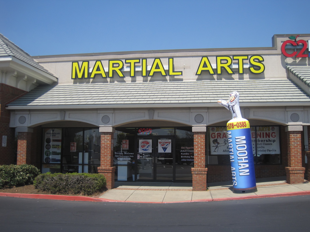 Moohan Martial Arts Academy - Home